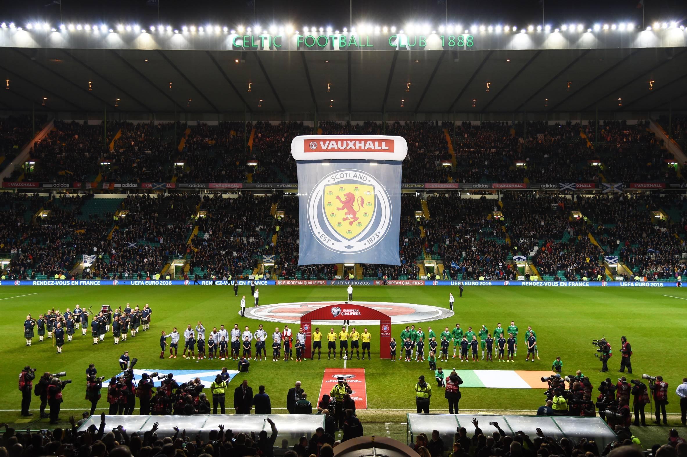 Scotland take on Ireland in Dublin on Saturday.