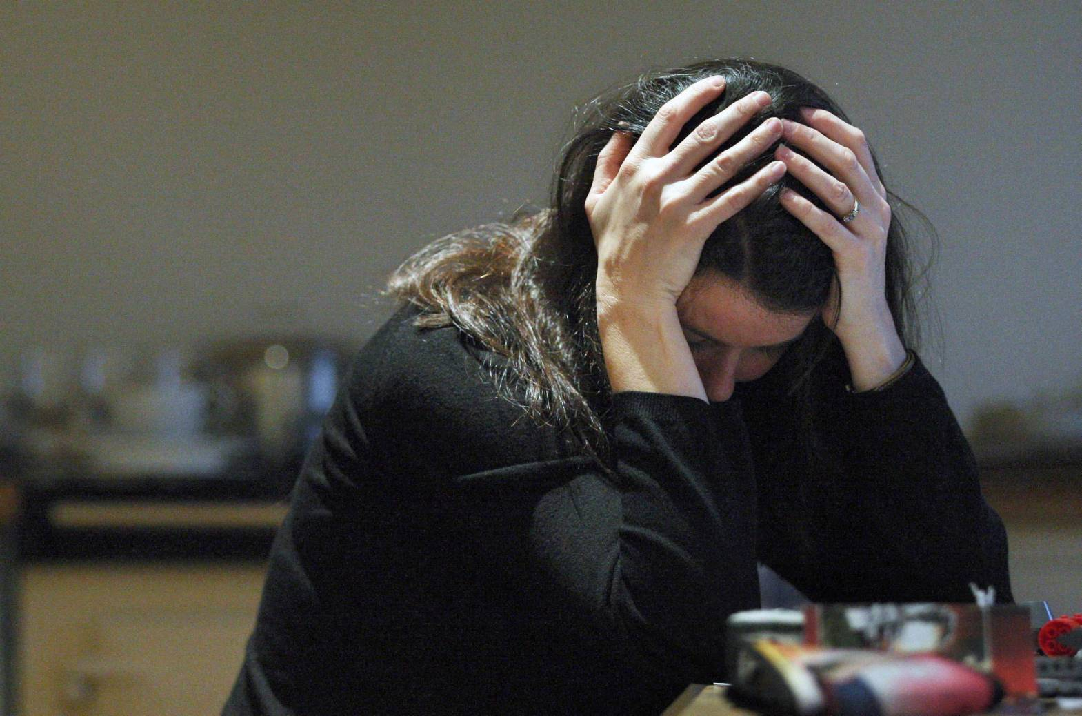 The stress of being in debt can prompt other health issues