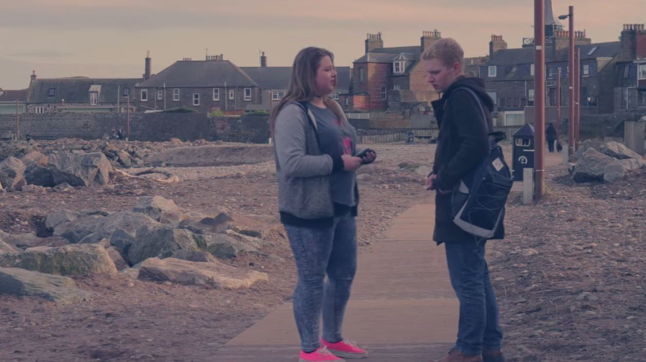 A clip from Our Song: Mental  Health in Young People.