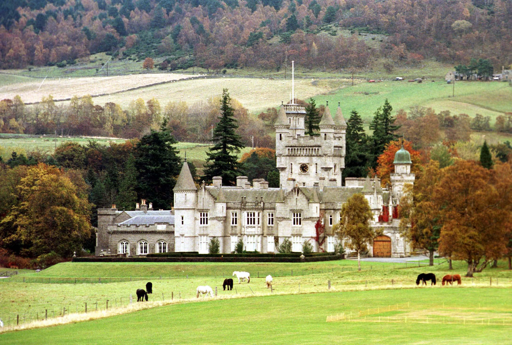 Balmoral Castle will be one of the locations for the new Netflix series The Crown