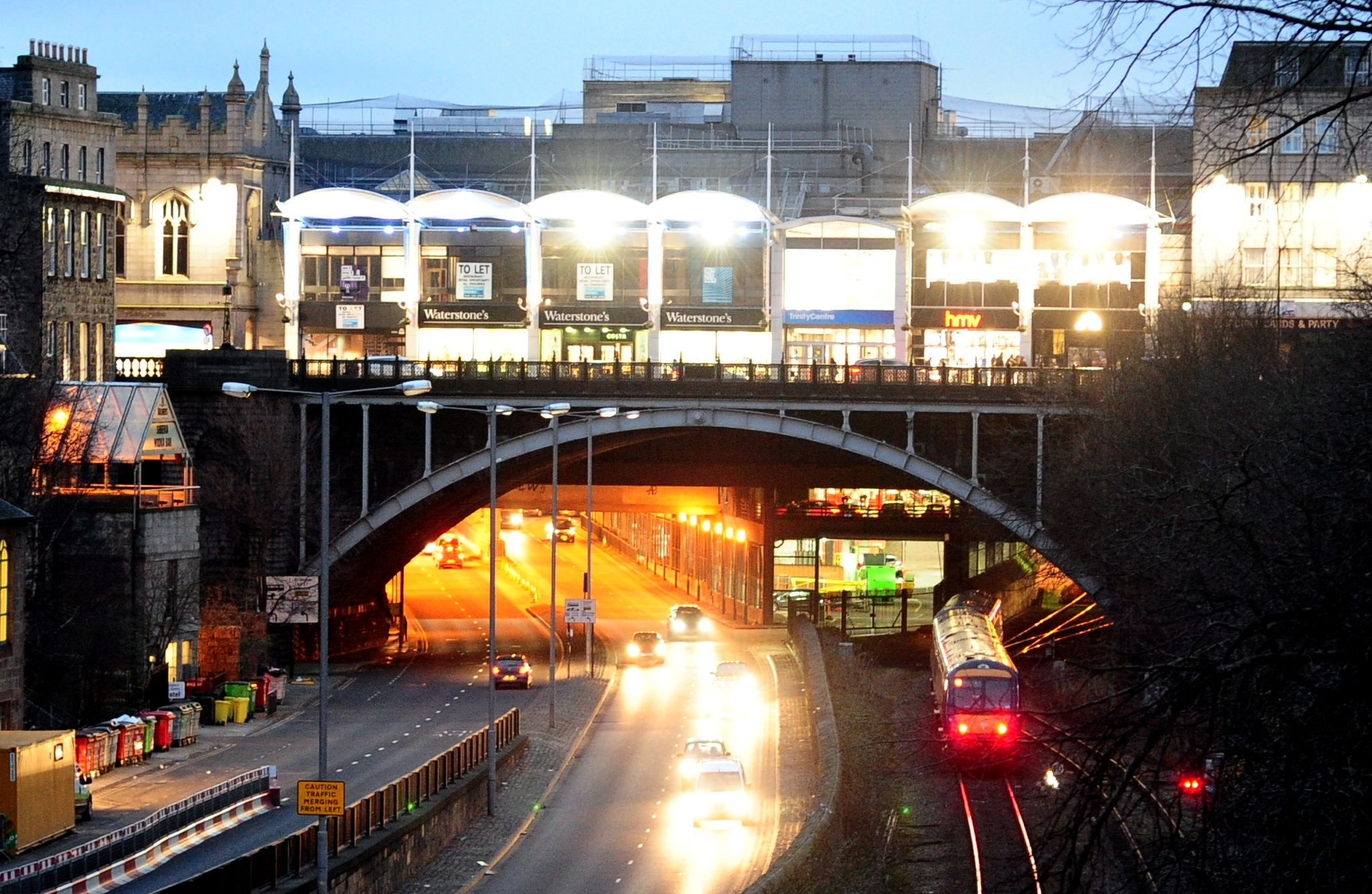 BARRIER: Councillors have rejected previous ideas for the bridge.