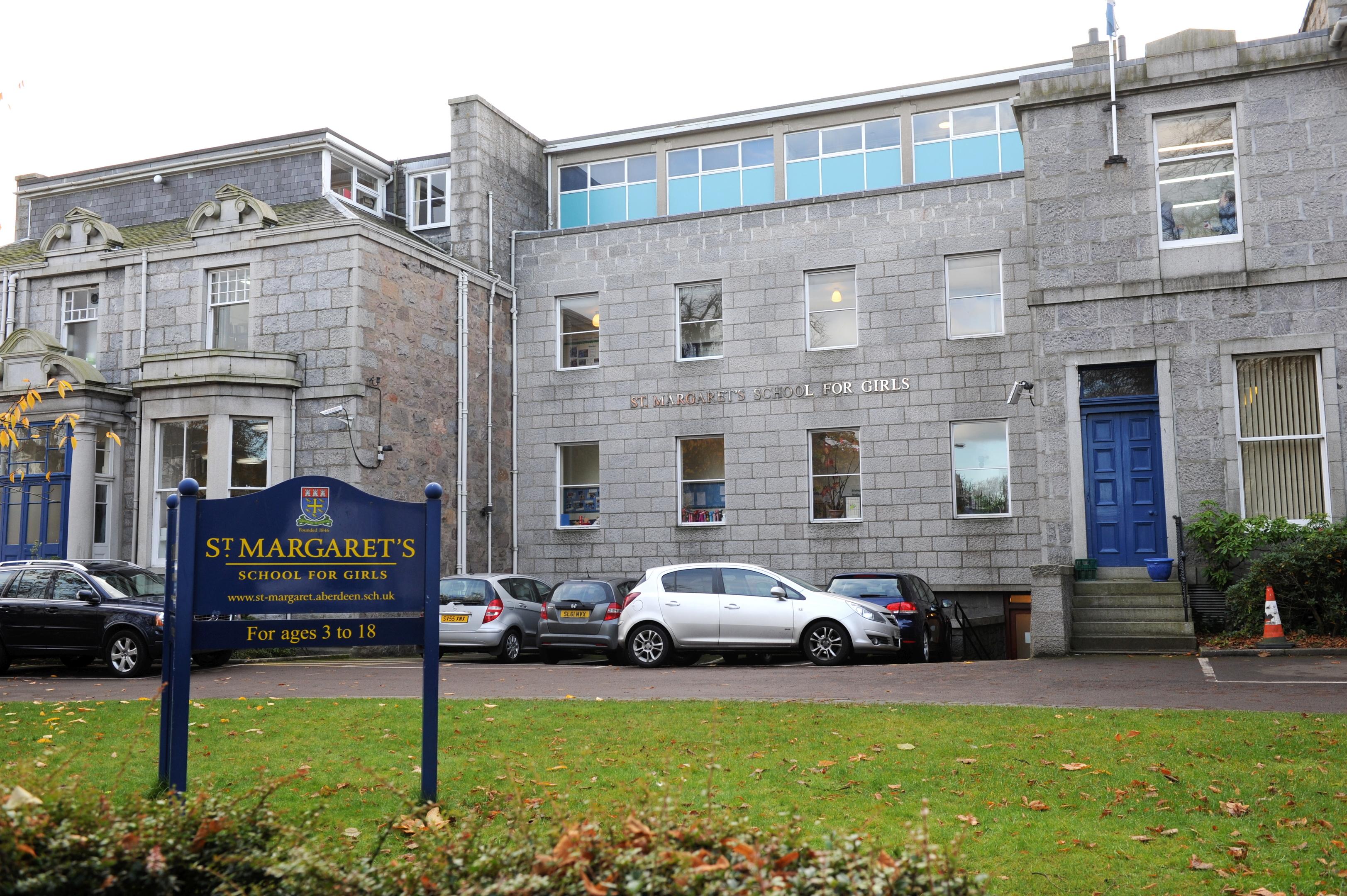 St Margaret's School for Girls.