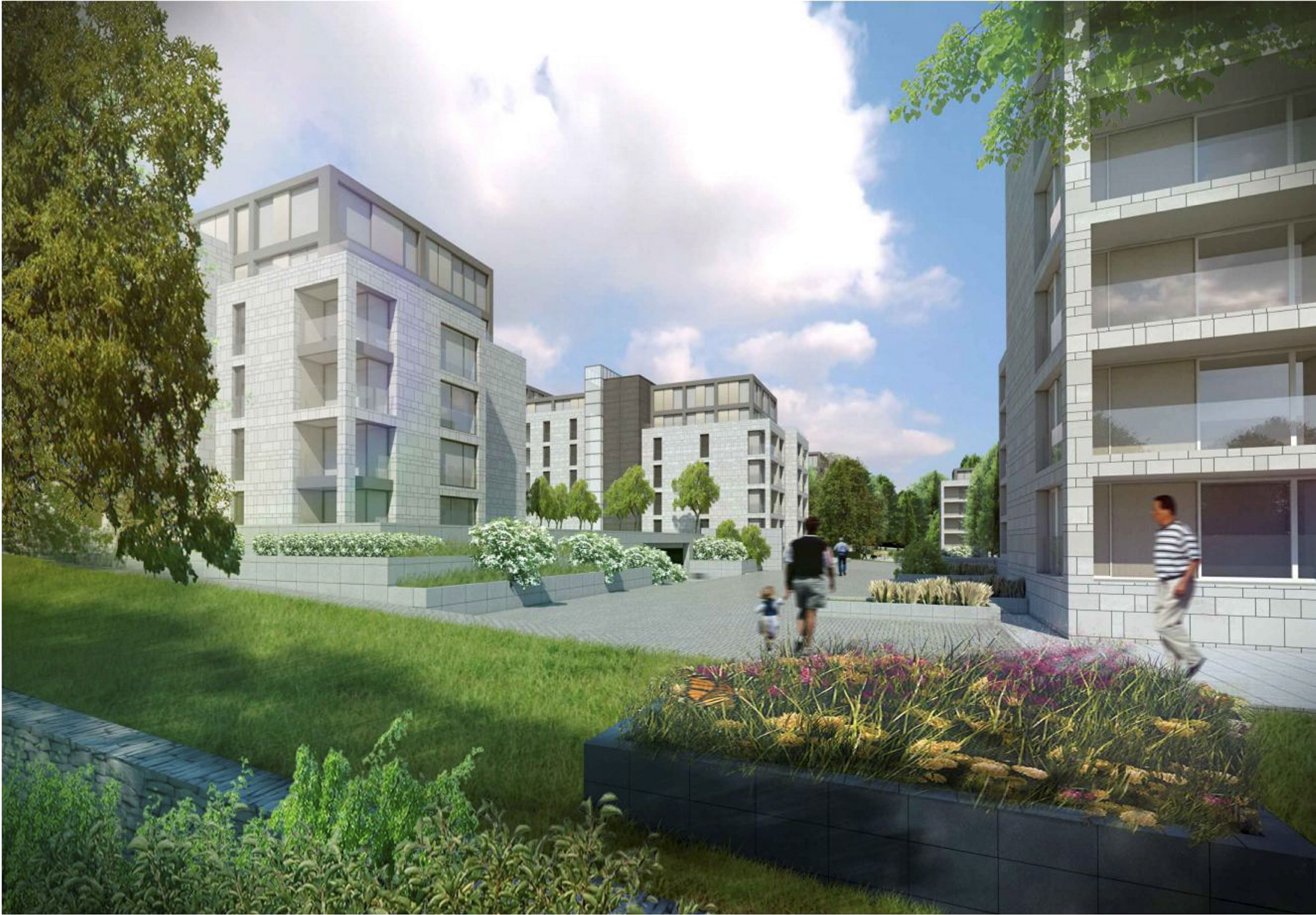 Plans for  a housing development on the site of the Marcliffe Hotel will not go ahead.