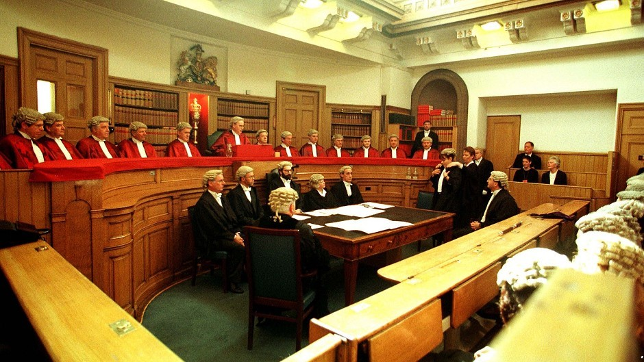 The Court of Session rejected the appeal
