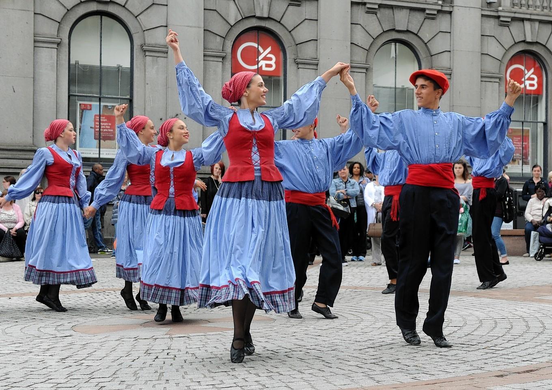 Kresala Basque Dance