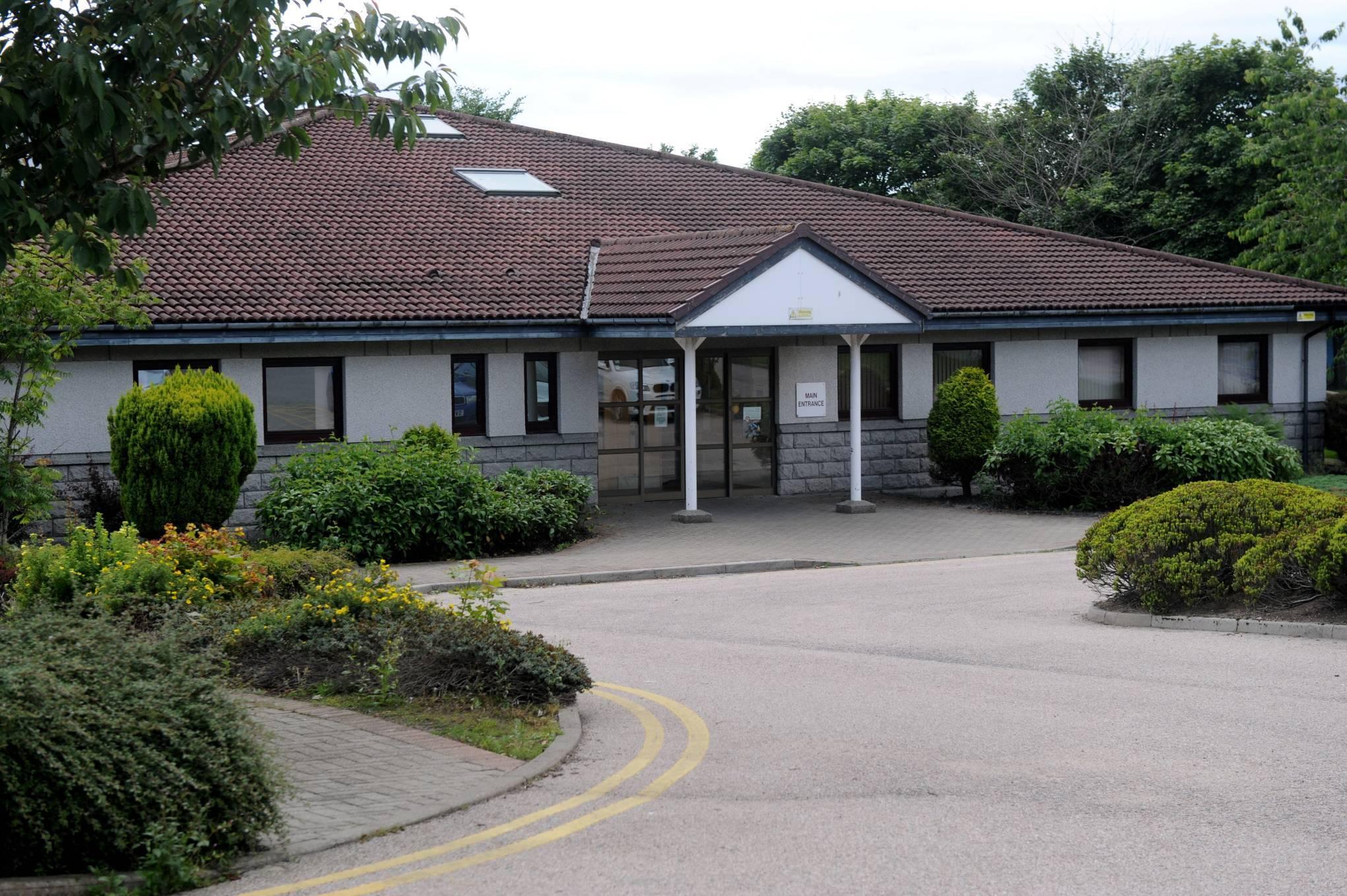 The Williamson Family Centre on Mastrick Close.