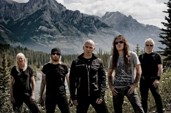 BAND: Steve Harris' band British Lion are touring throughout this year.