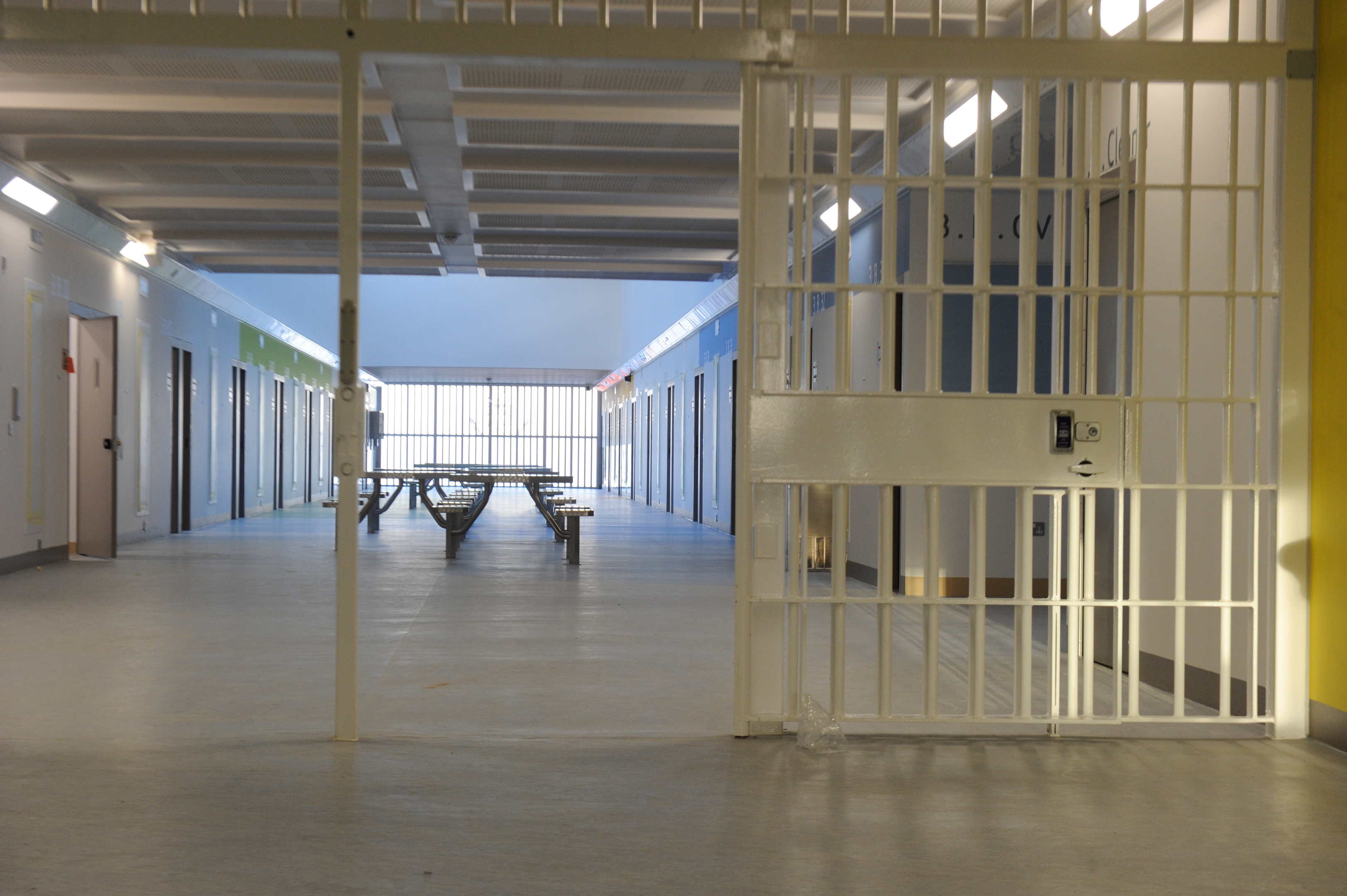 Grievances have been raised by prisoners at HMP Grampian Prison.