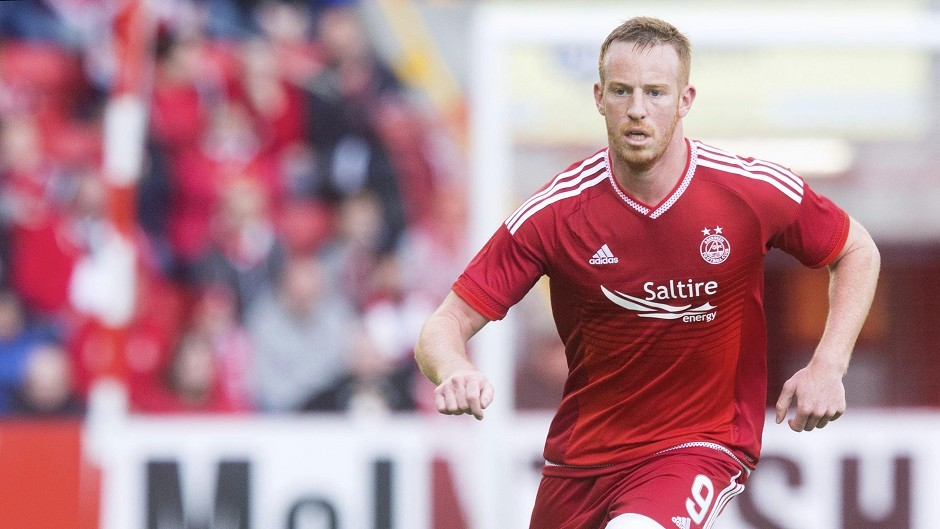Adam Rooney's penalty helped Aberdeen secure victory over Kilmarnock