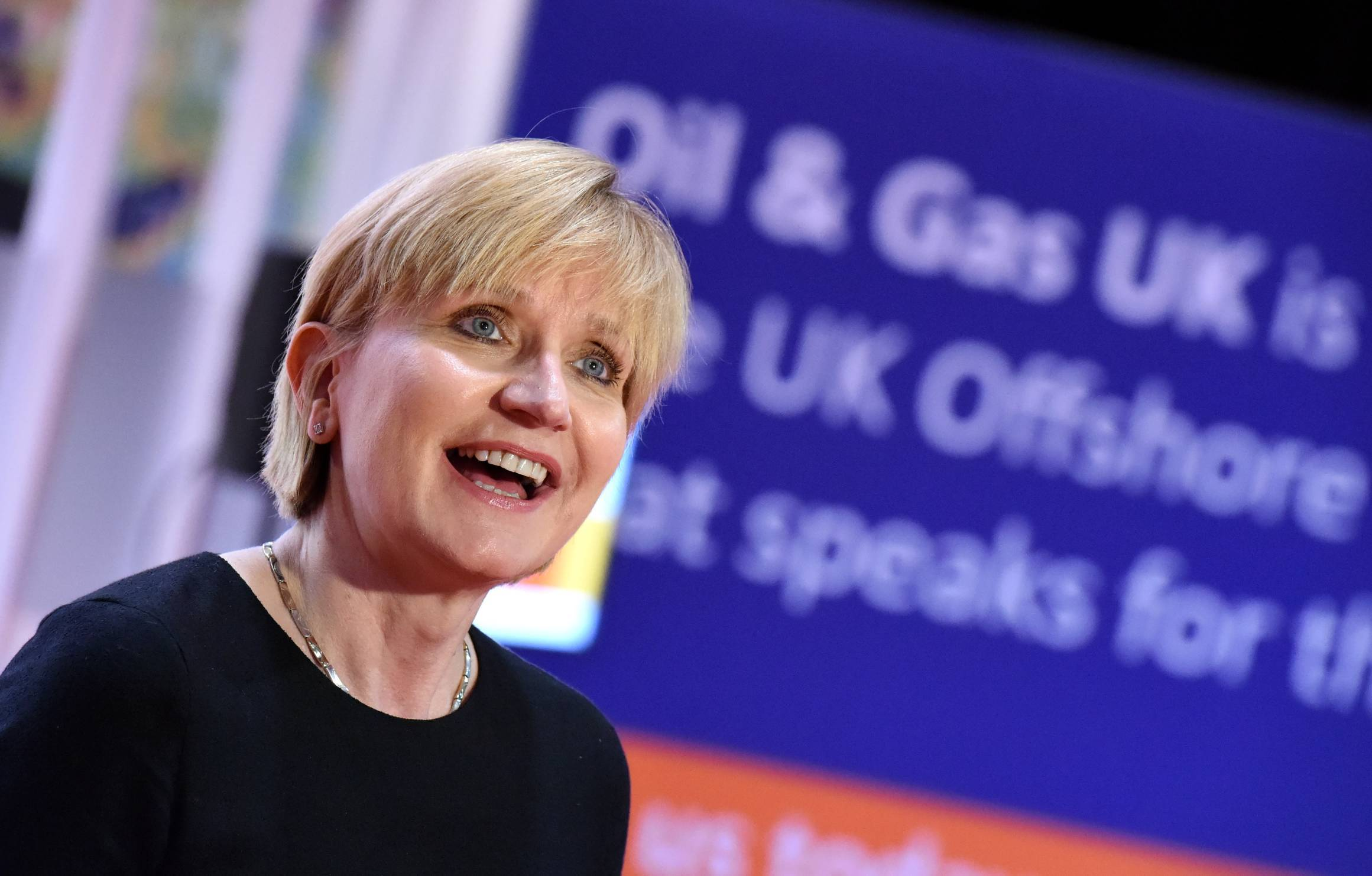 Oil and Gas UK chief executive Deirdre Michie.