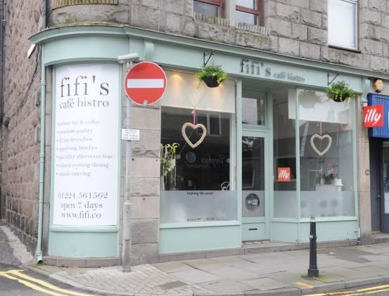 Fifi's Cafe Bistro