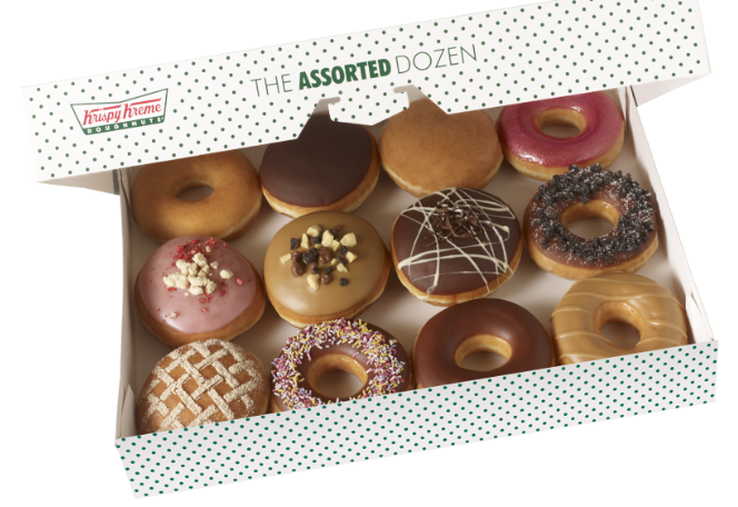 Krispy Kreme will open at Union Square on September 22.