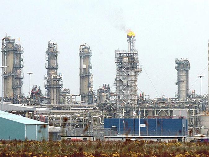 St Fergus Gas Terminal