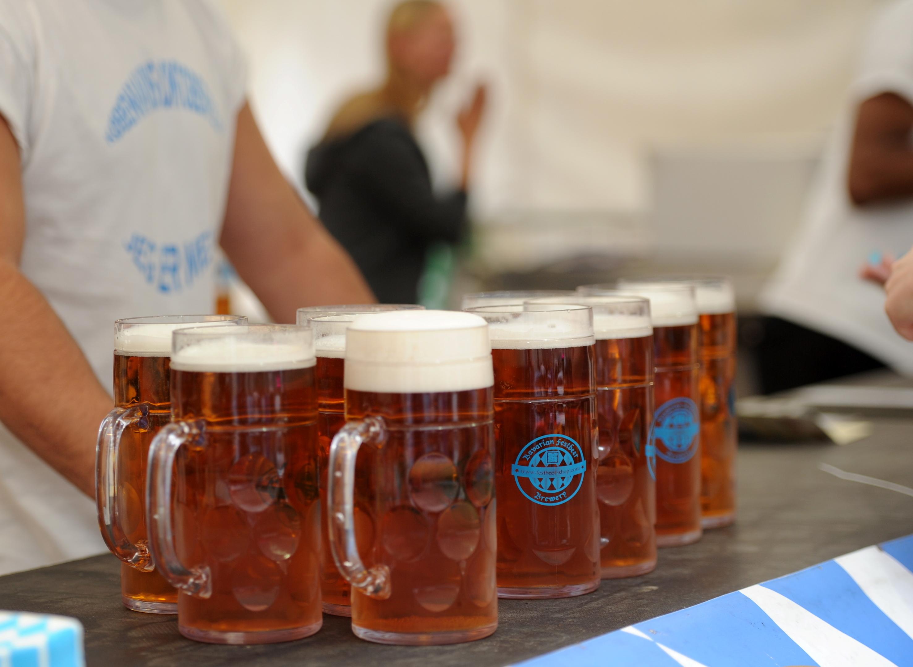 Aberdeen's Queens Links will host the higher-capacity Oktoberfest.