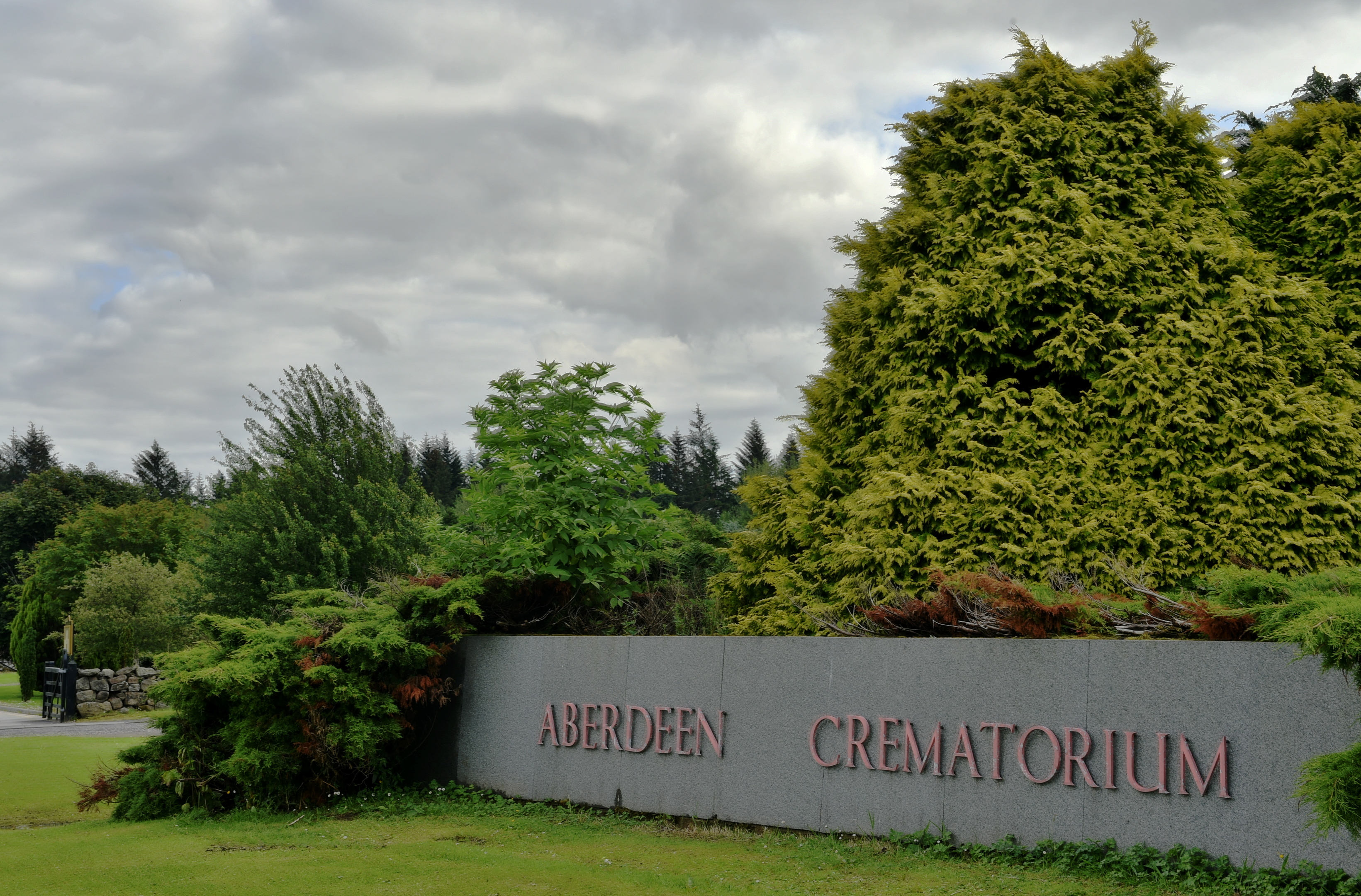 Aberdeen Crematorium was implicated in the baby ashes affair.