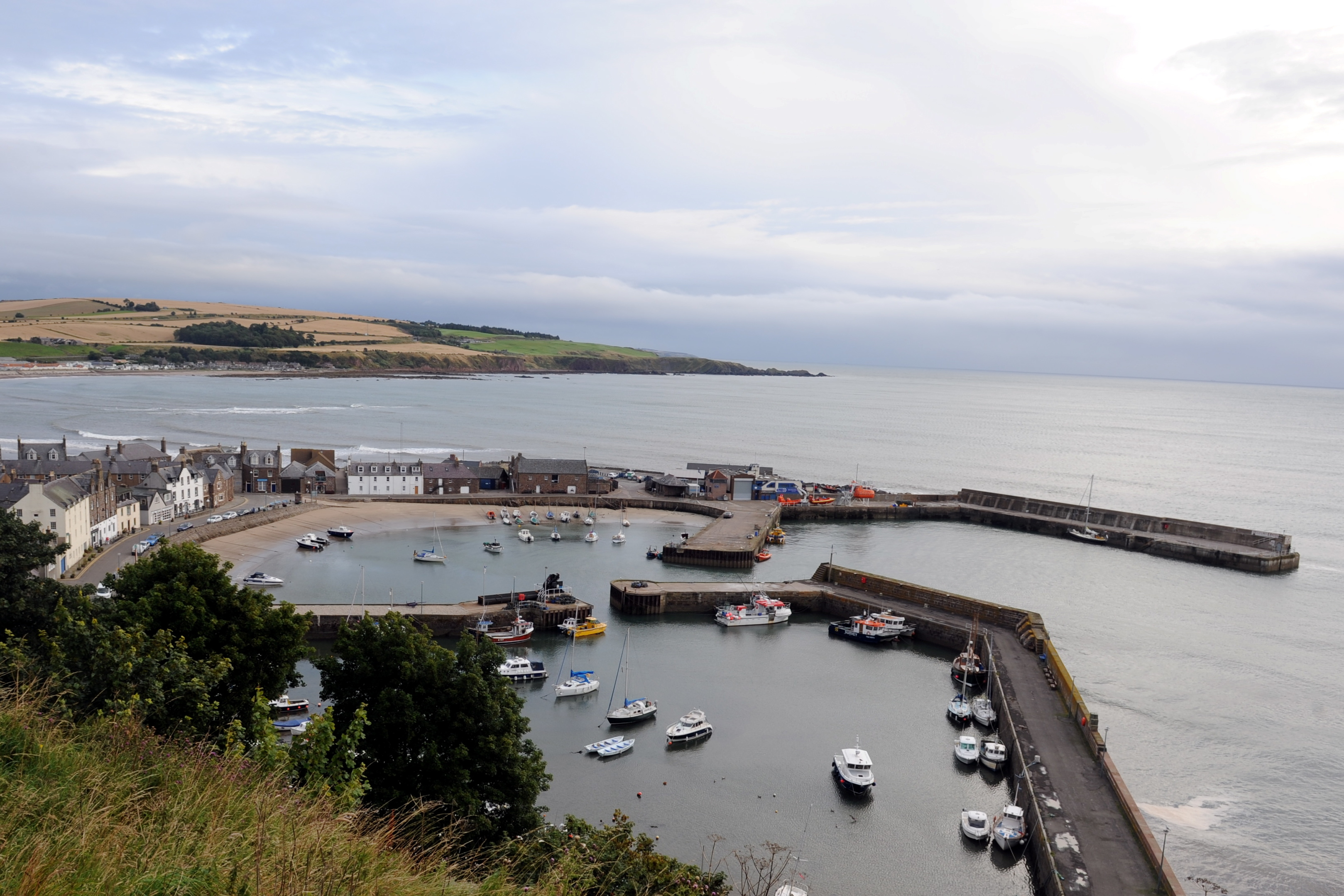 It's hoped to breathe new life into Stonehaven Harbour.