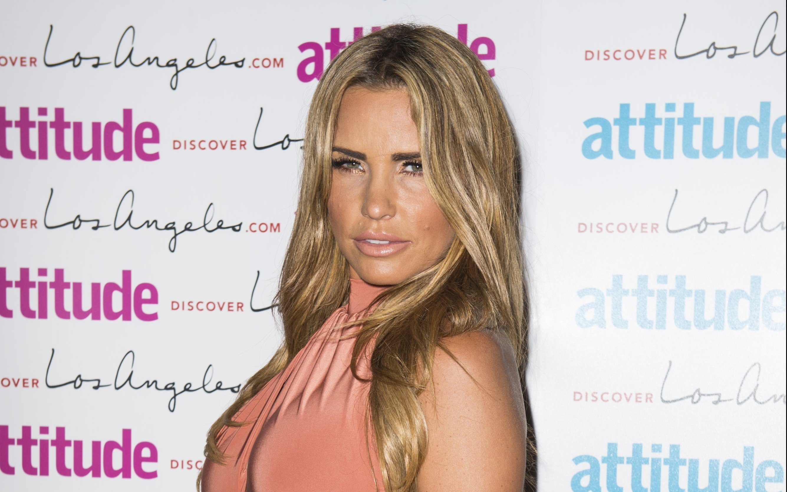 Katie Price is to visit the  city.