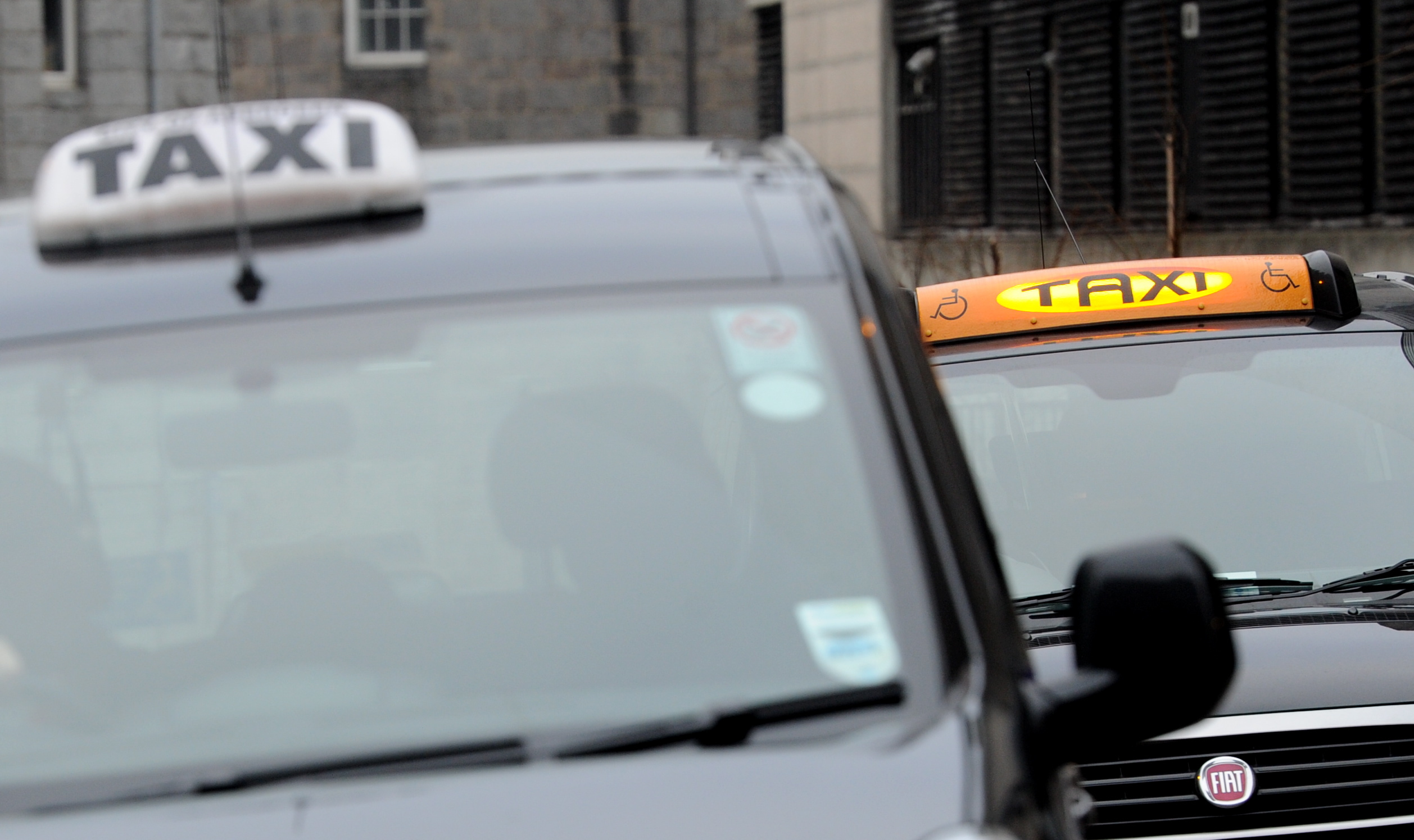 Taxi drivers in Aberdeen could have to undertake new customer service training.