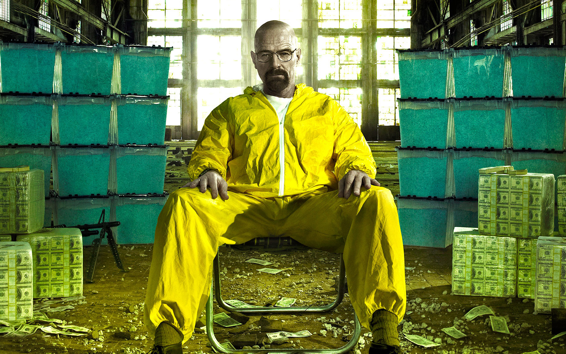 One of the workshops is the Science of Breaking Bad.