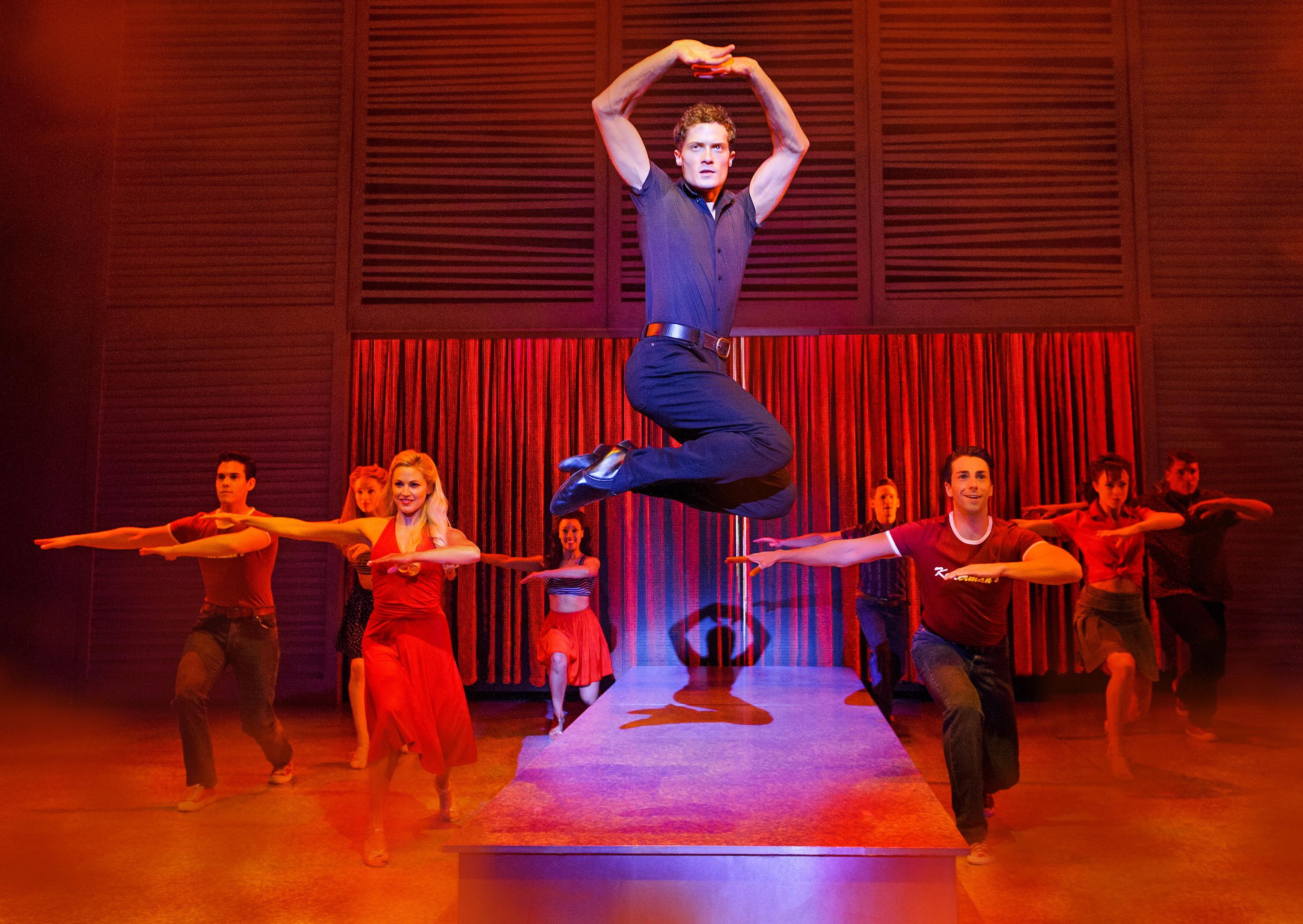 Dirty Dancing has great dancing and fabulous singing.