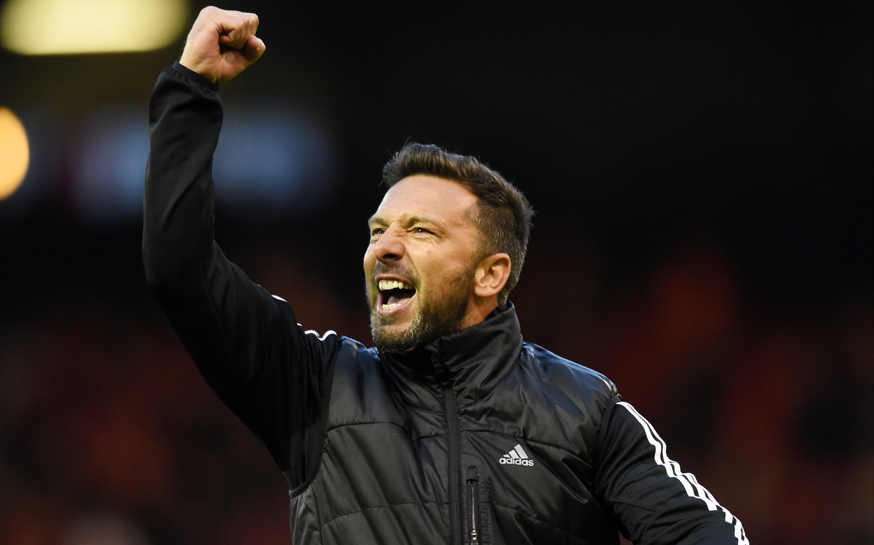 Derek McInnes wants his players to concentrate on winning the ultimate prize.