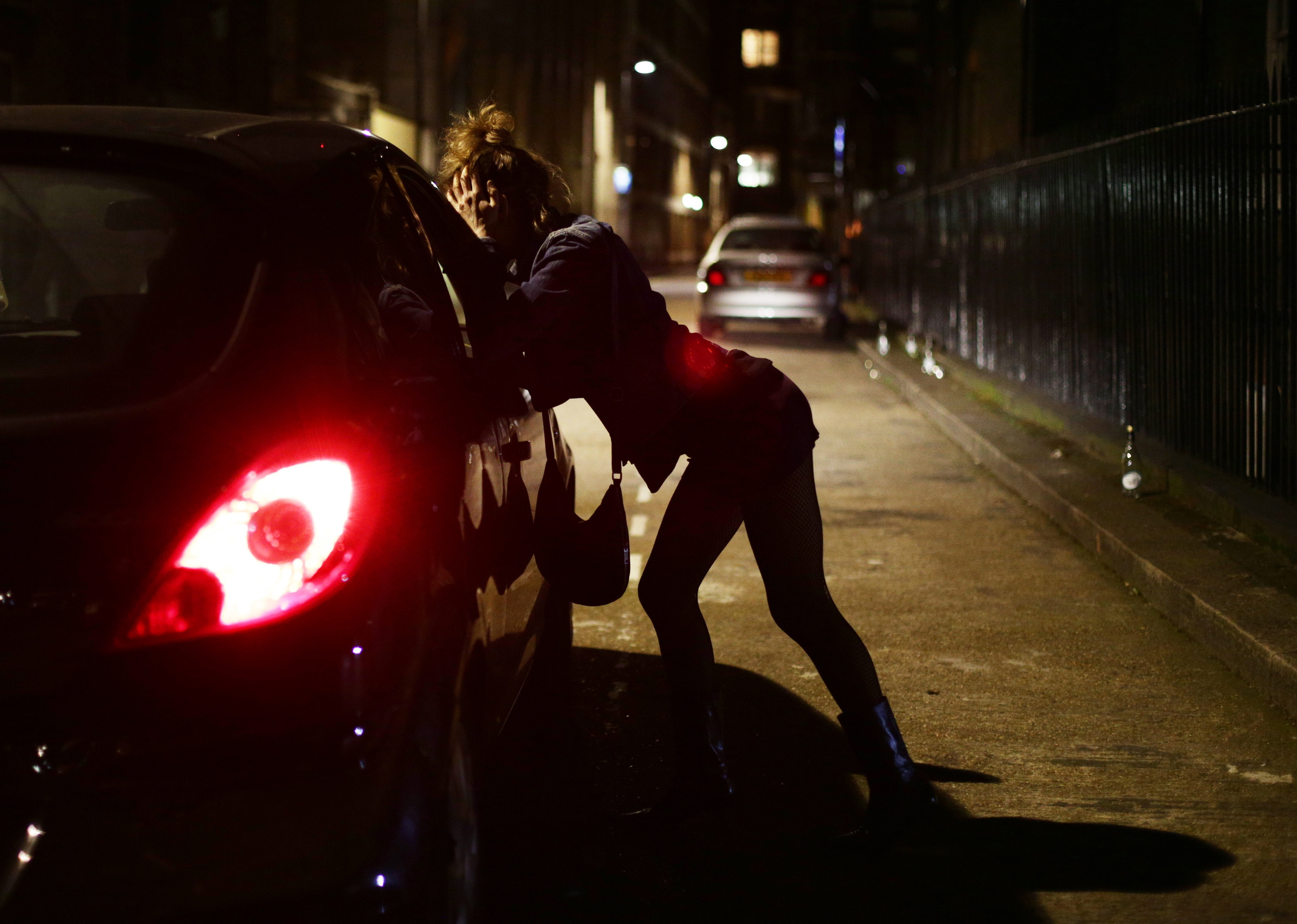 A focus of the crackdown will be women trafficked into prostitution.