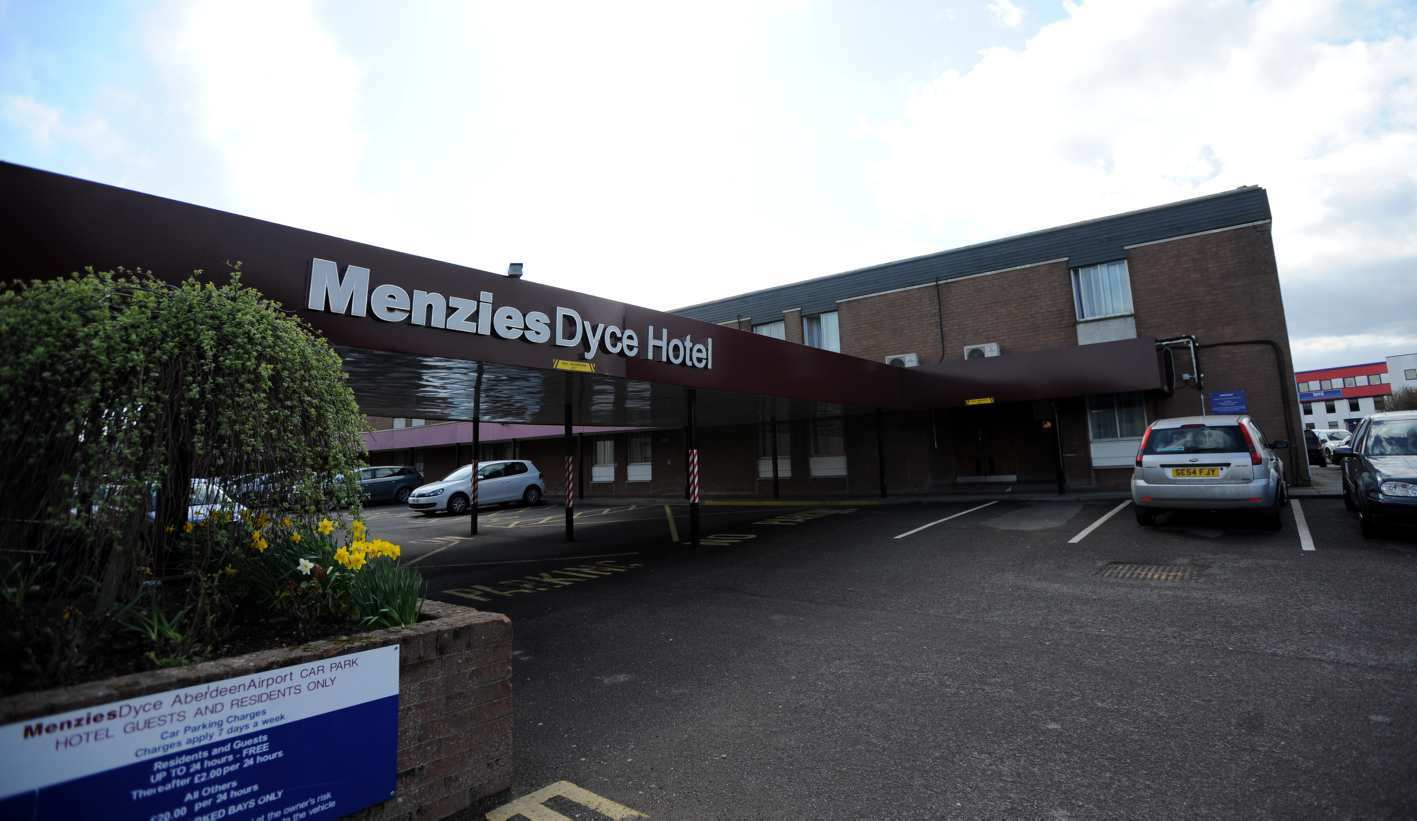 A consultation is to be held at Menzies Hotel in Dyce.