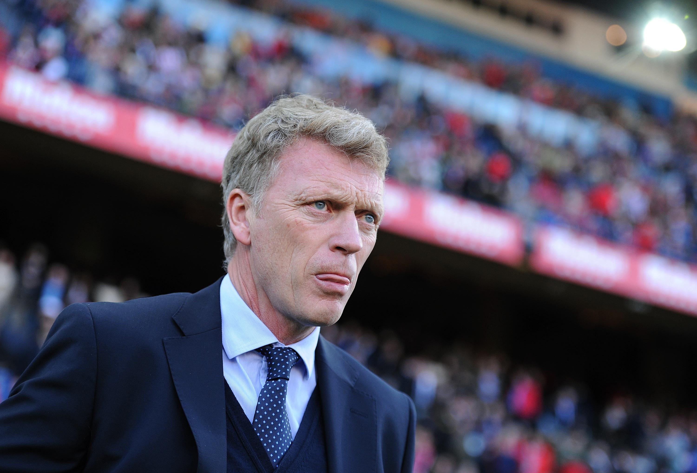 Real Sociedad manager David Moyes.
