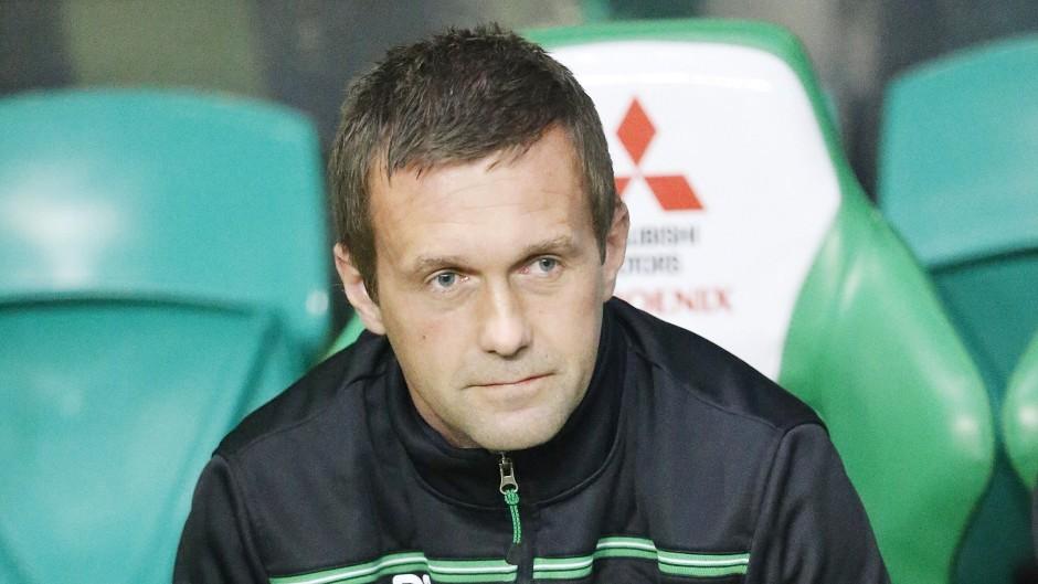 Celtic boss Deila