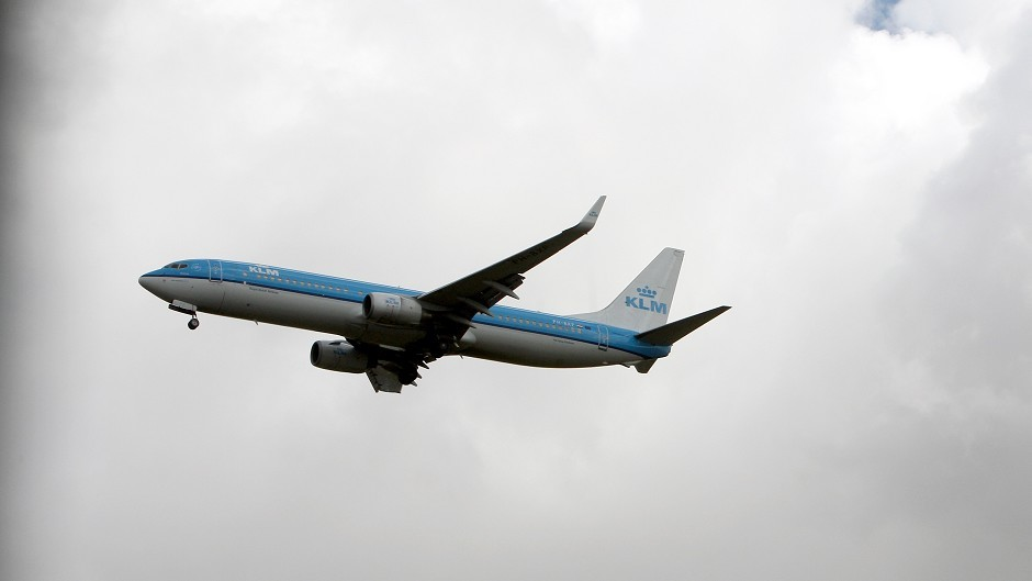 The new KLM flights will start in October