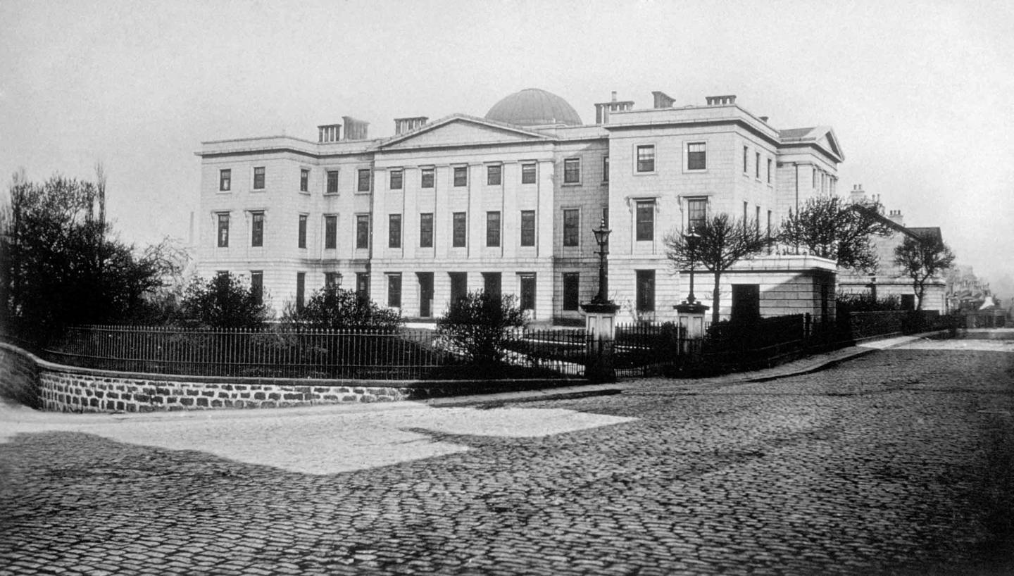 Woolmanhill Hospital was designed by renowned architect Archibald Simpson.