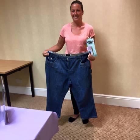 Scottish Slimmers Gemma Sandison - After 02/09/15