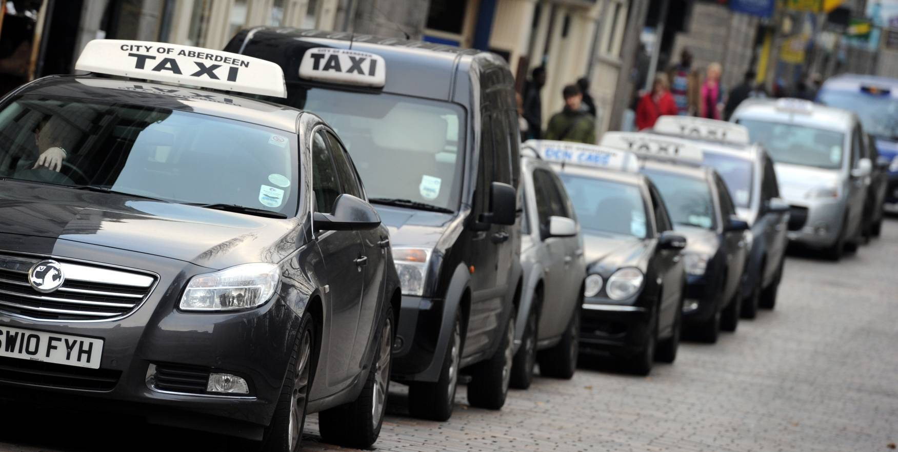 Aberdeen City Council's licensing committee agreed to training for taxi drivers.