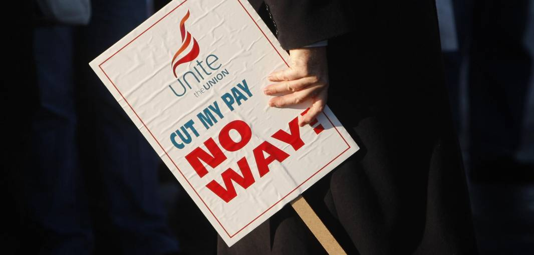 Unite are to ballot their members over industrial action