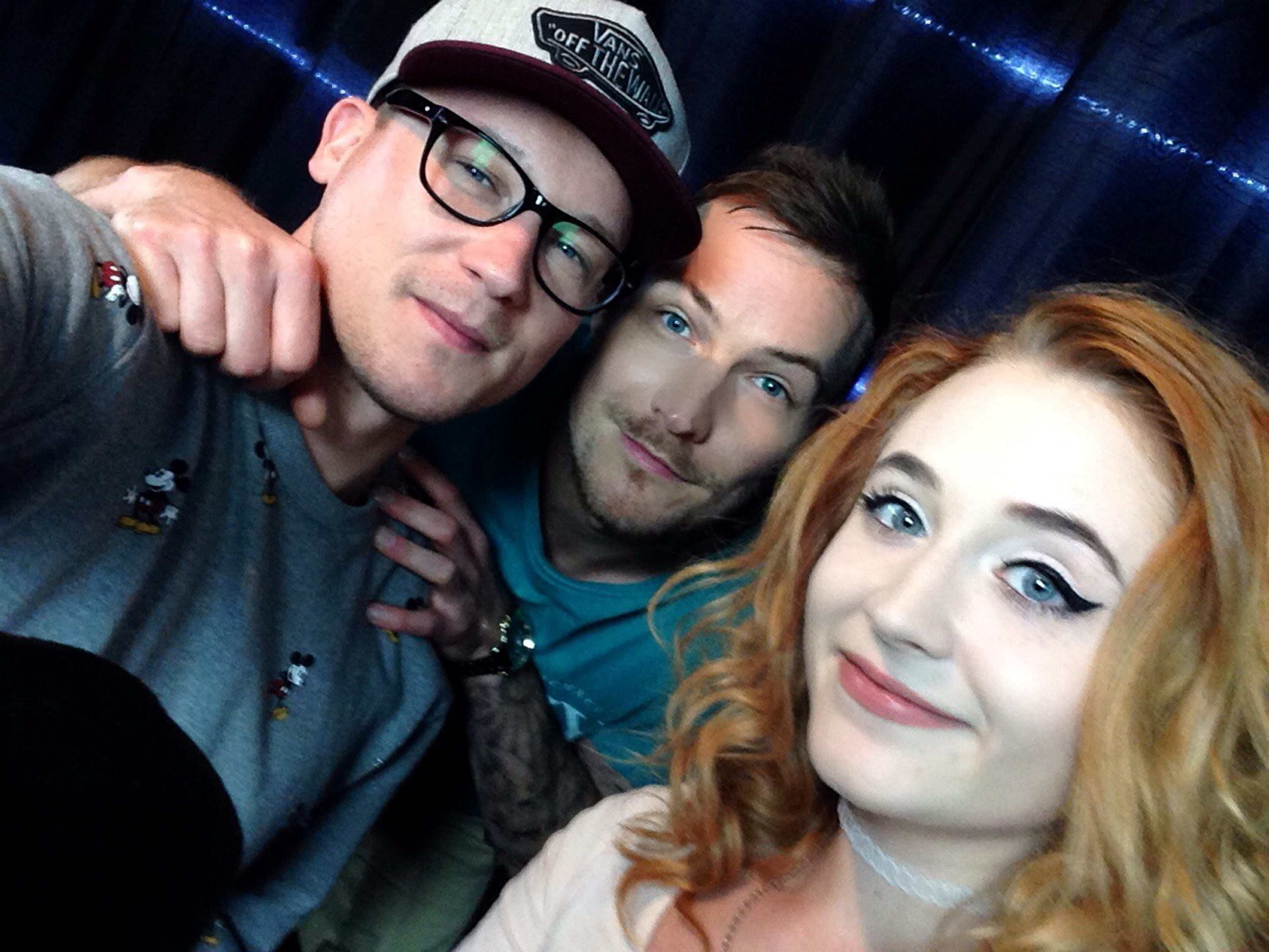 SHY & DRS and former X Factor contestant Janet Devlin have recorded an anti-bullying campaign song.