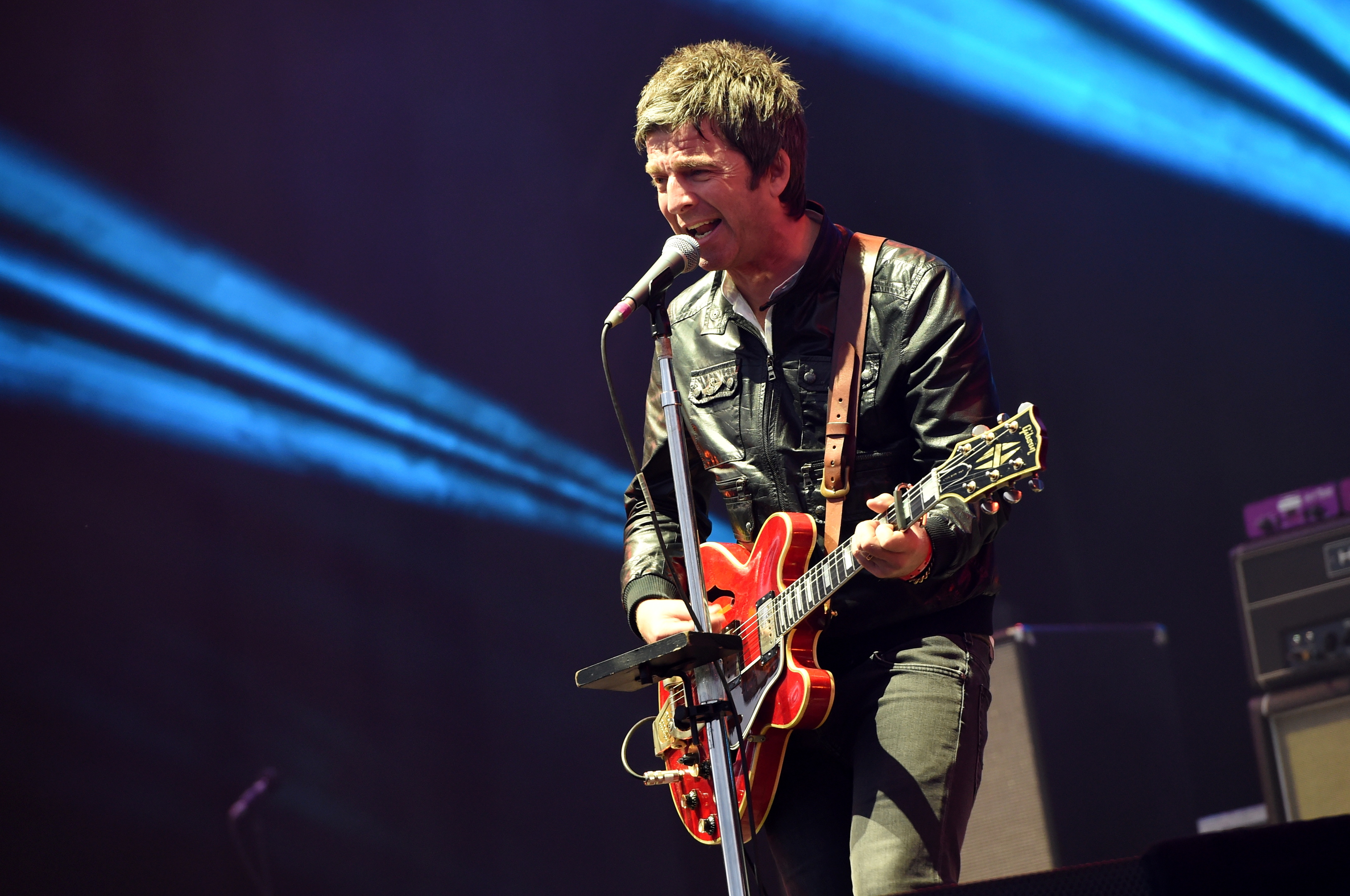 Noel Gallagher will play the AECC in April.