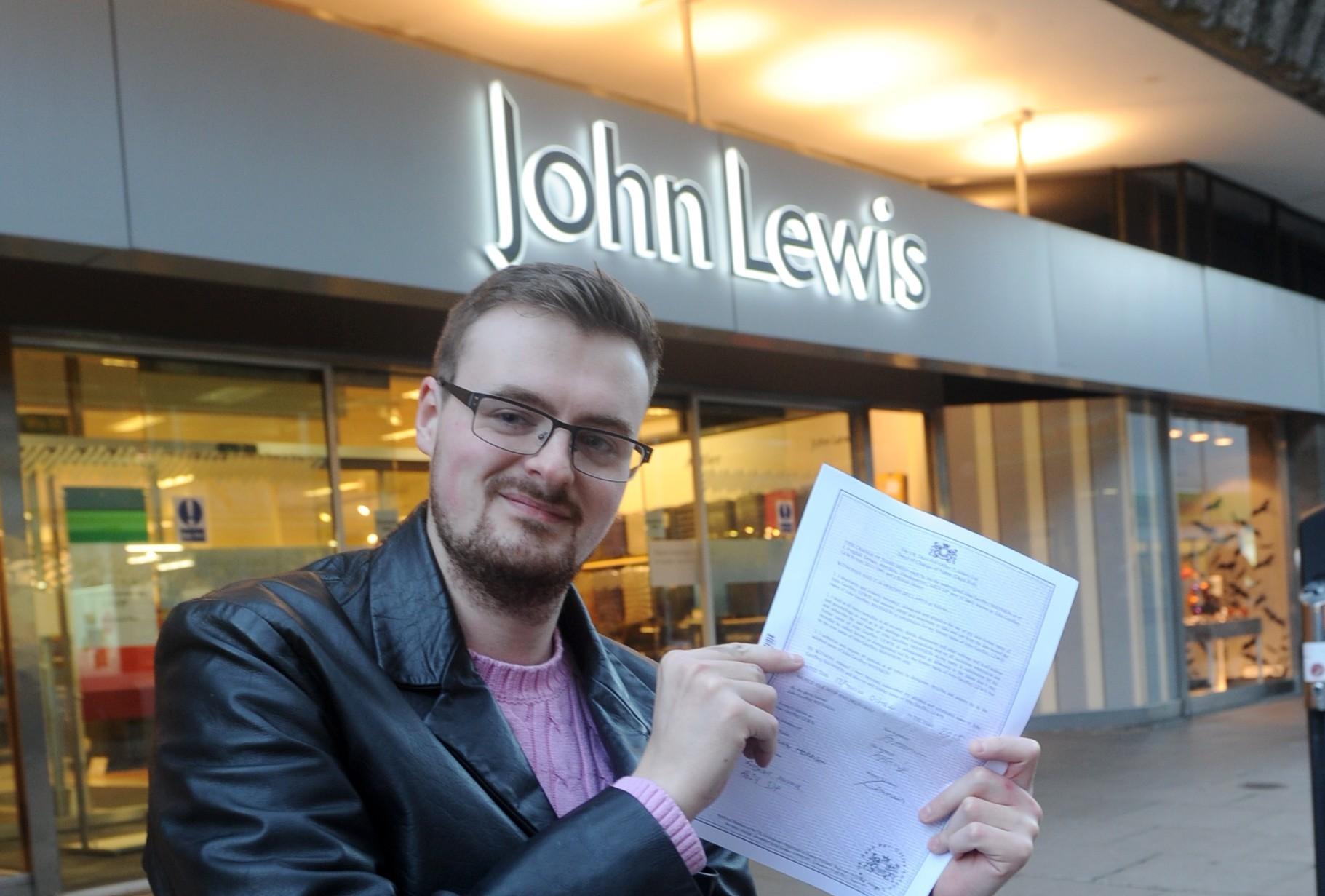 John Mannion, formerly John Lewis