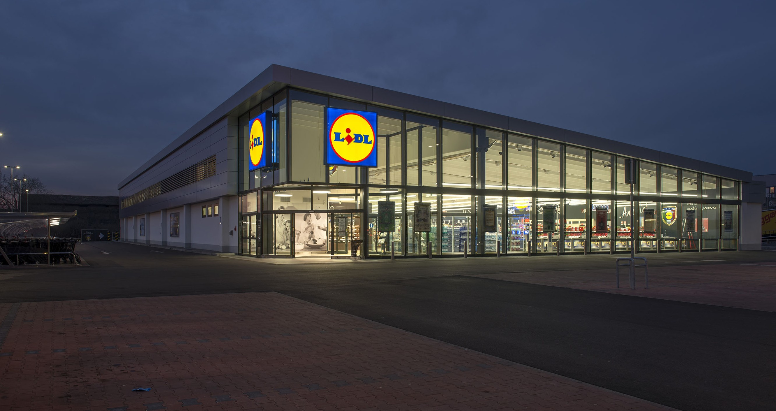 The replacement Bucksburn Lidl could look like this.