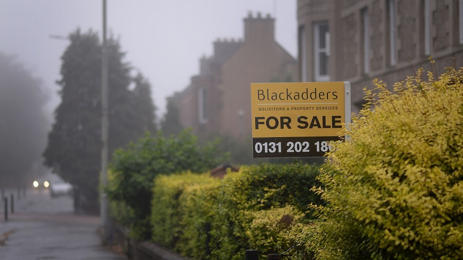 Average house prices in Aberdeen fell in 2020.