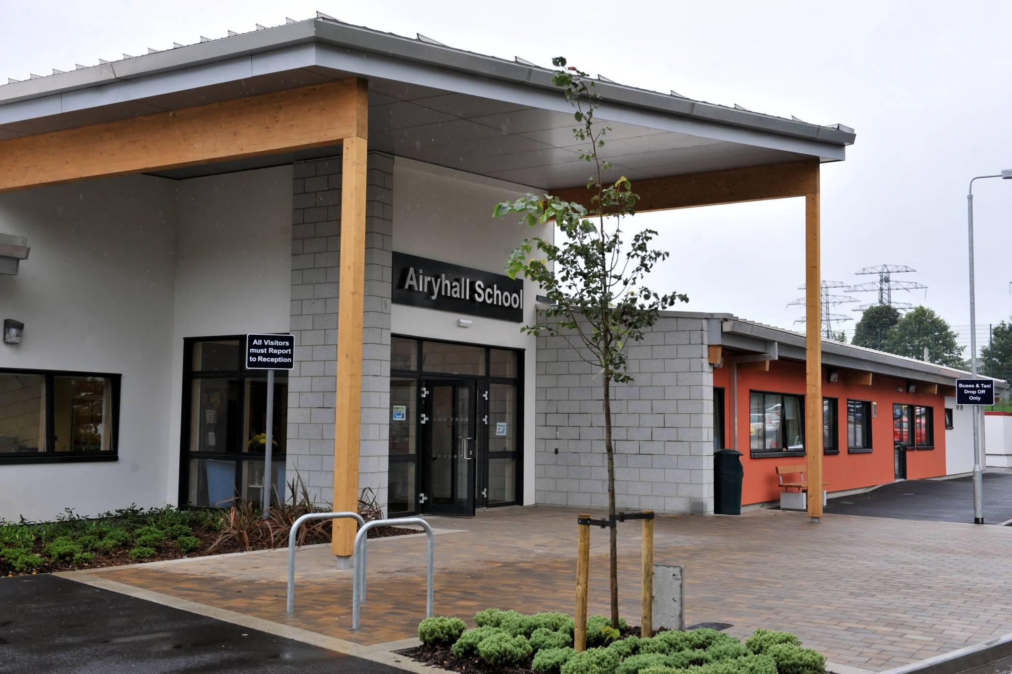 Airyhall Primary School in Aberdeen.