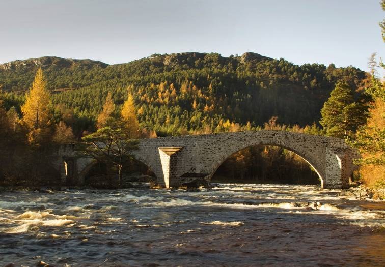 Braemar recorded the UK's warmest temperature of the year.