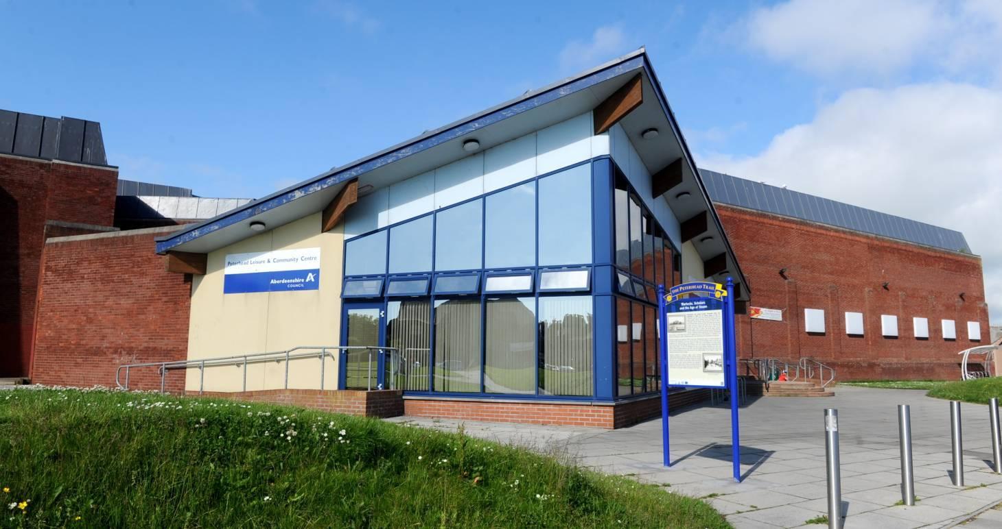 Peterhead community and leisure centre