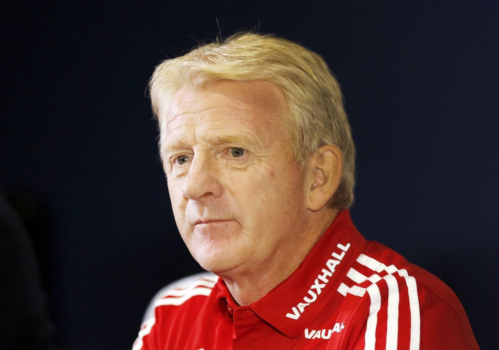 Scotland manager Gordon Strachan.