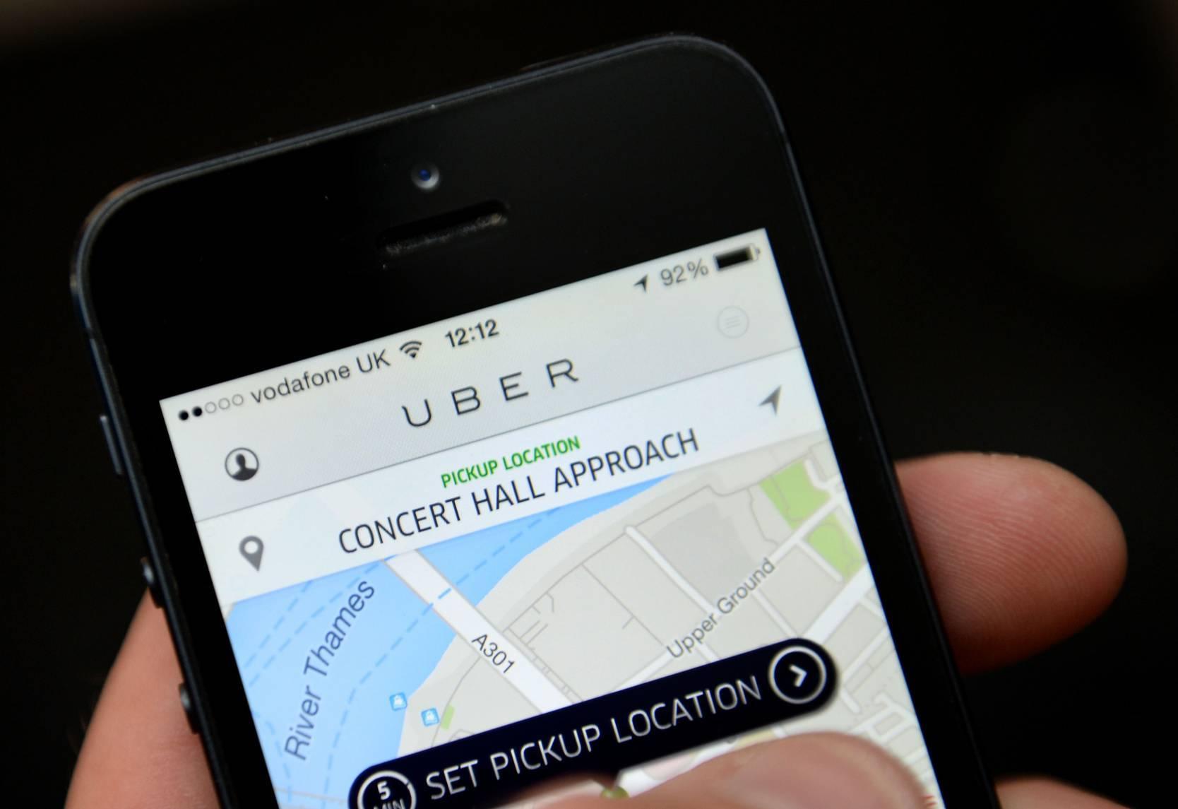 Uber wants to launch an Aberdeen service