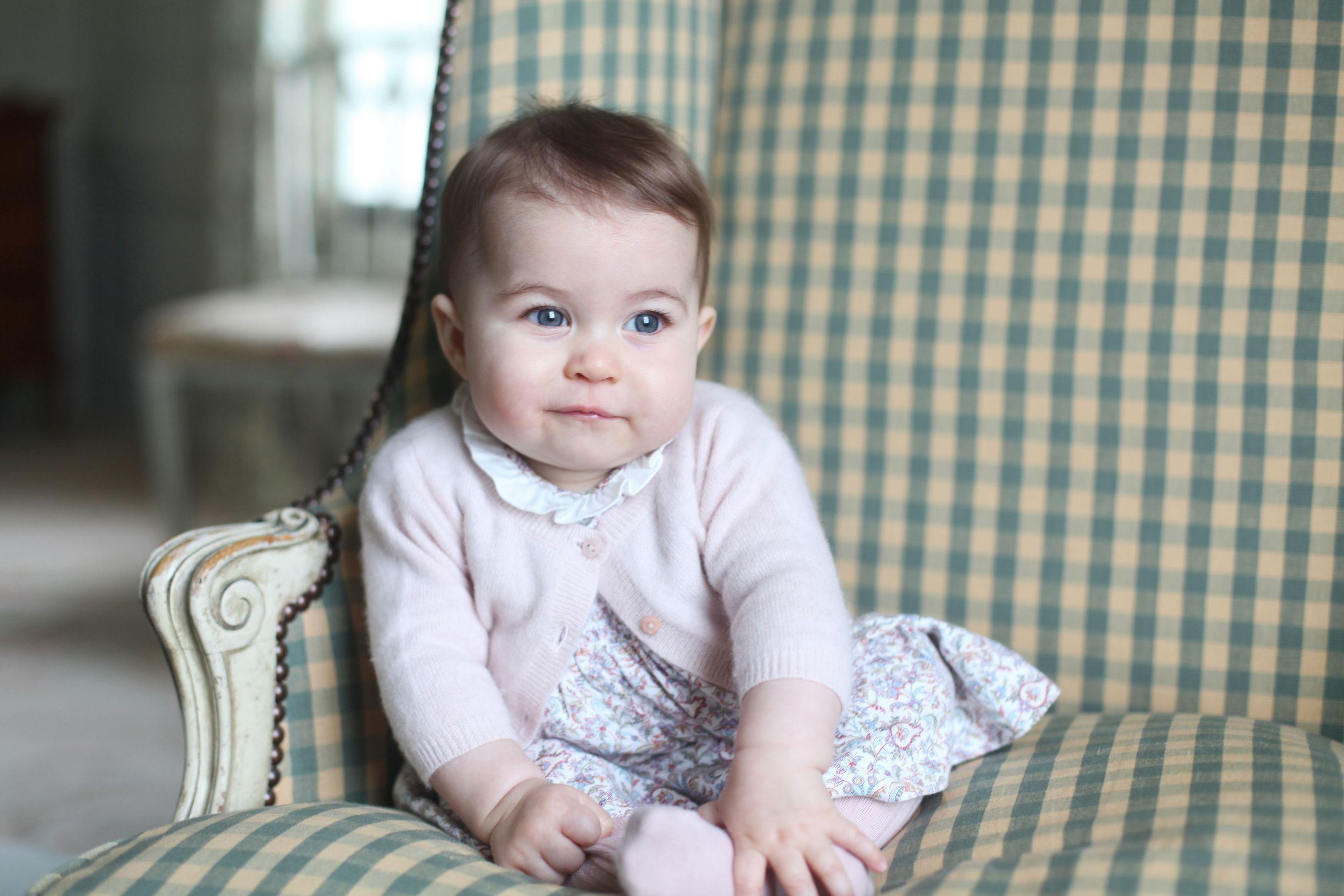 Copyright: HRH The Duchess of Cambridge 2015.