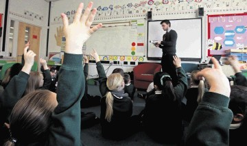 Vacancies for primary school teachers in Aberdeen has risen to 54 since a summit in September.