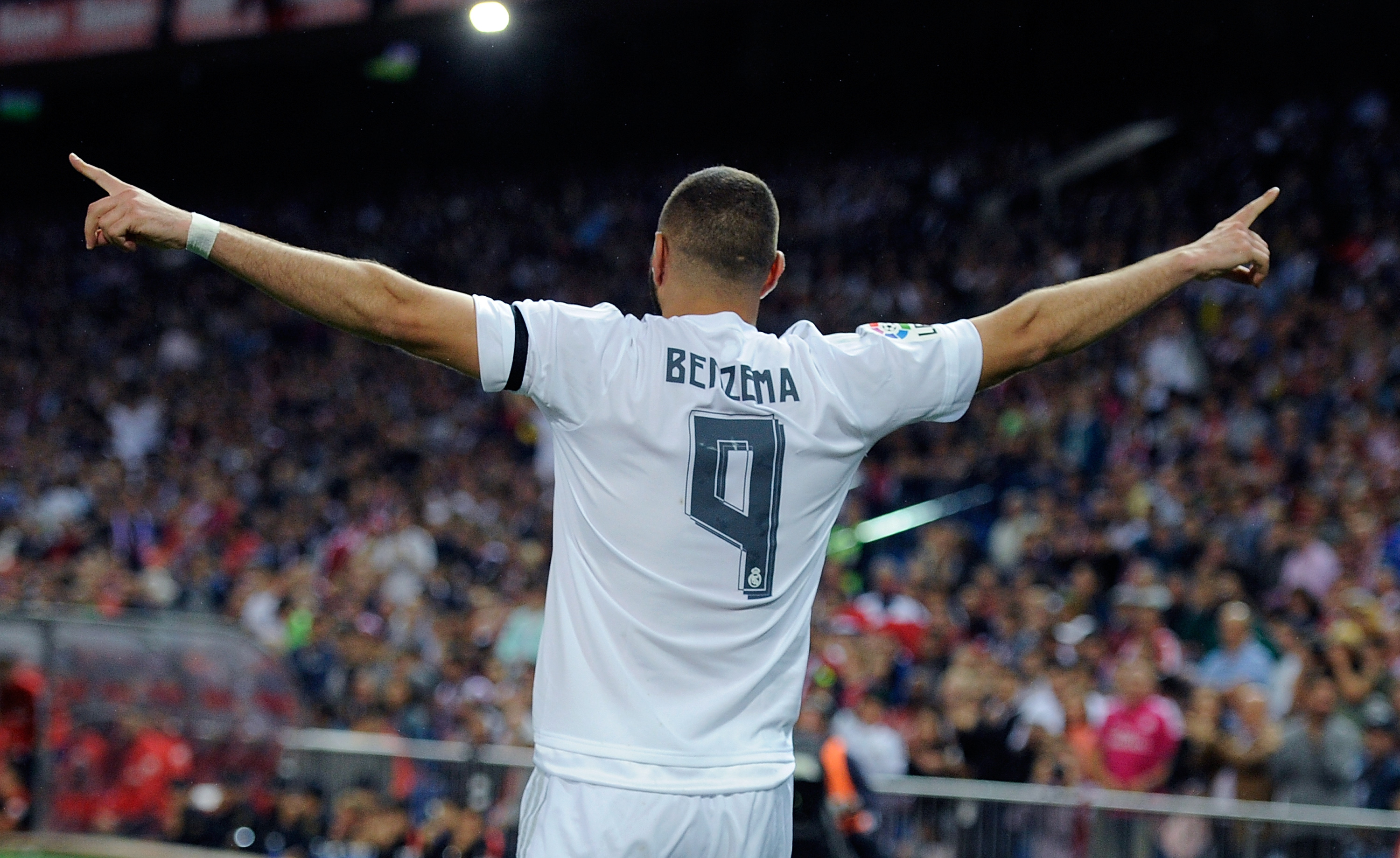 But there's more to Karim Benzema than on-field excellence.