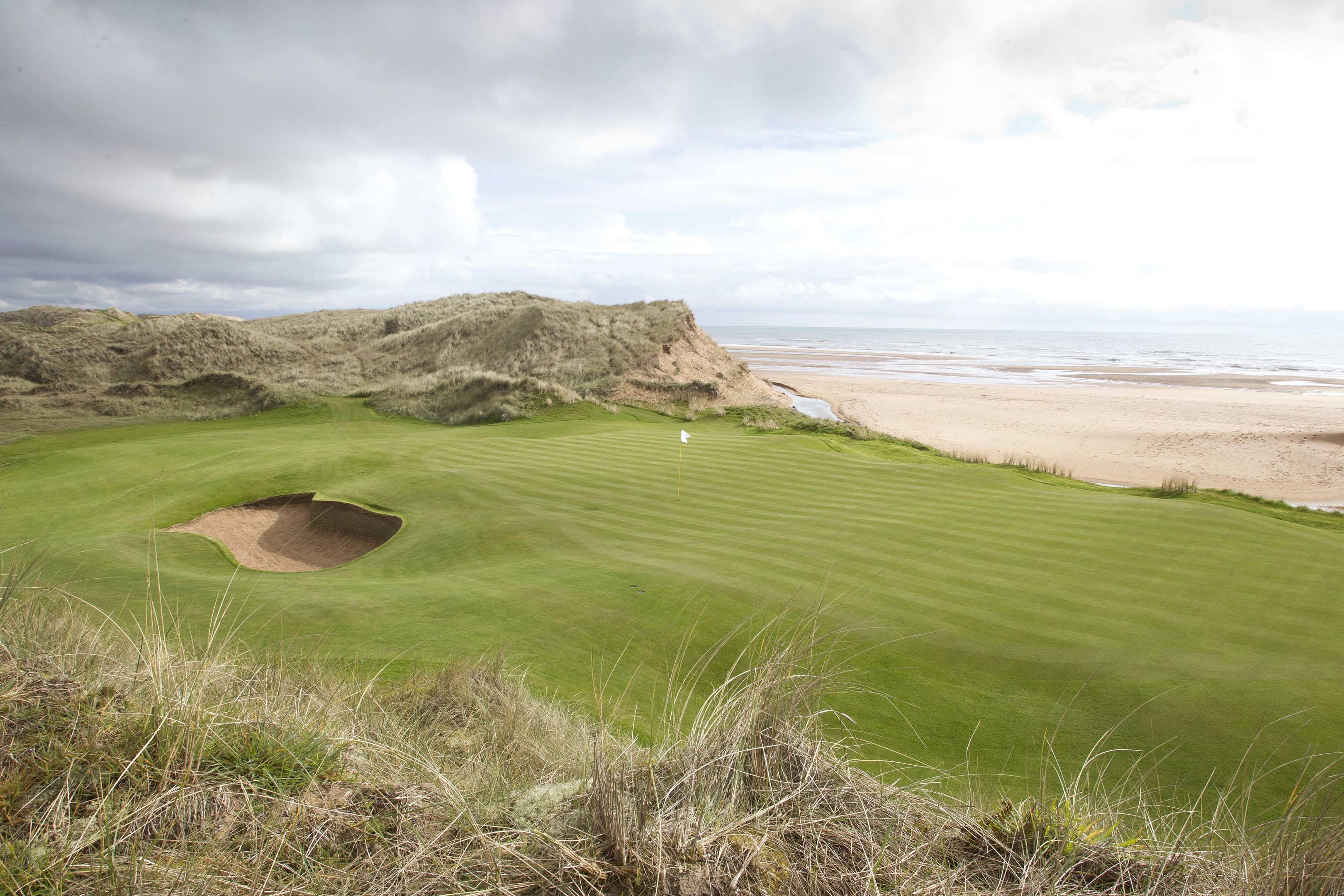 Trump International Golf Links at Menie Estate