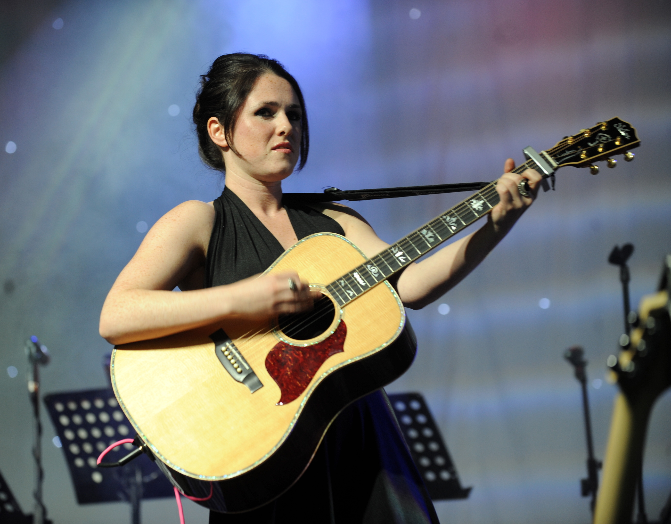 """North-east singer and songwriter Sandi Thom says her outburst has """"opened up a debate"""" on the UK music industry."""