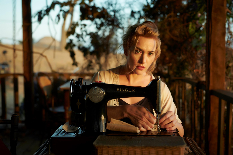 return:   Kate Winslet in The Dressmaker.